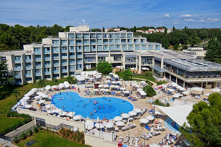Wagner tennis valamar zagreb hotel for Hotel 9 luxury boutique zagreb
