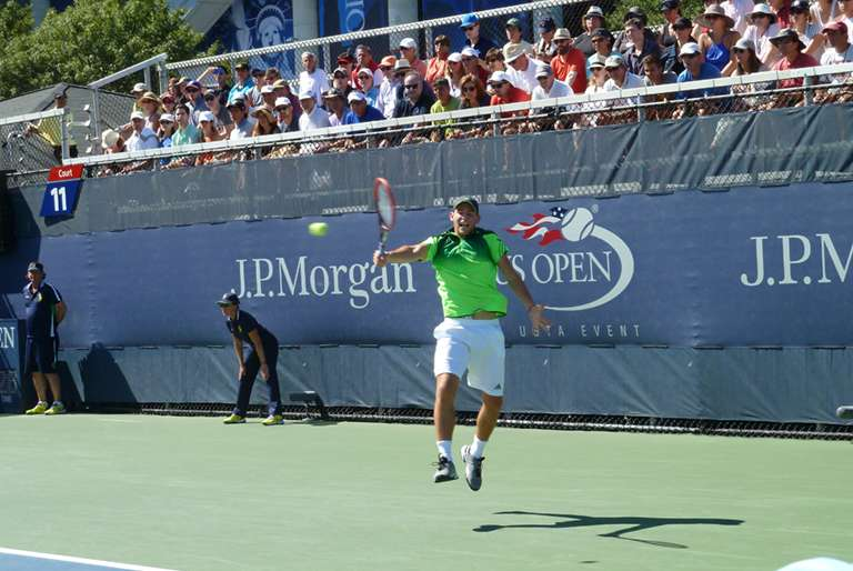 New York - Us Open Grand Slam