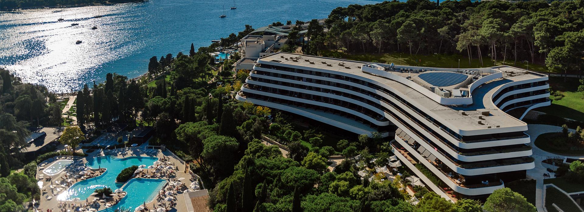 Villas Rubin Resort Rovinj Rovinj Chorwacja