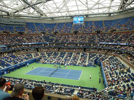 US Open Wagner Tennis